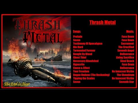 Christian Thrash Metal  (Full Album)