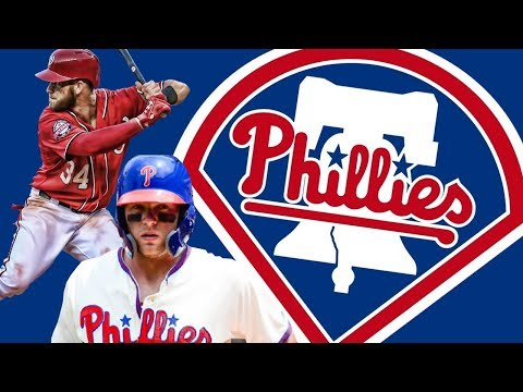 2019 Philadelphia Phillies HYPE-UP VIDEO!