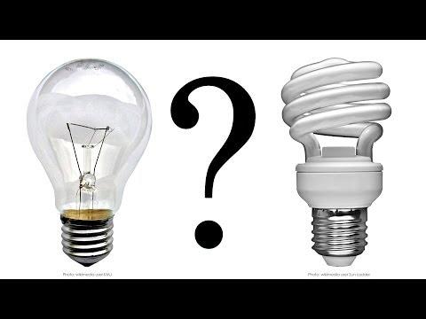 How Modern Light Bulbs Work
