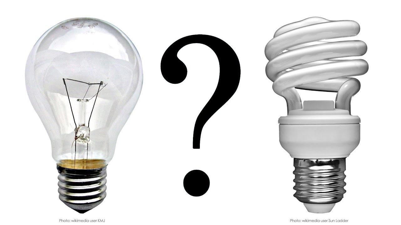 hight resolution of how modern light bulbs work
