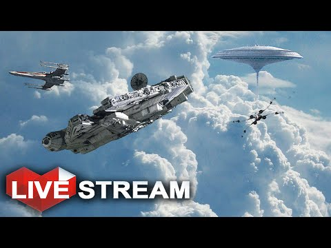Star Wars Battlefront: Bespin | Luxury Resort City in the Clouds | Gameplay Live Stream