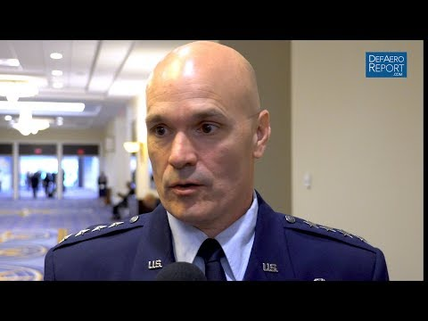 USAF Air Mobility Command Chief: 'Forces Are Already Positioned' for Hurricane Maria Response