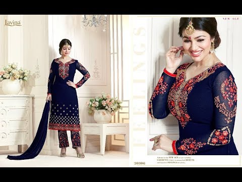 Latest Indian Salwar Suits Dress Collection 2018 || LAVINA || LAVINA VOL 20