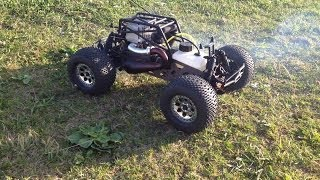 Hitting 2nd Gear with the New HPI 1/8 Savage Octane