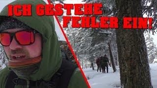 Harzer Hexenstieg: SCHNEESTURM AUF DEM BROCKEN! | Teil 3 von 5