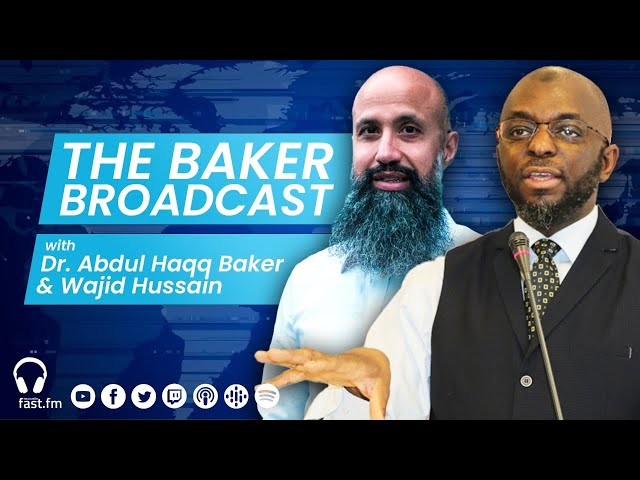 Baker Broadcast || Dr Abdul Haqq Baker & Wajid Hussain | Consequences of our speech and actions