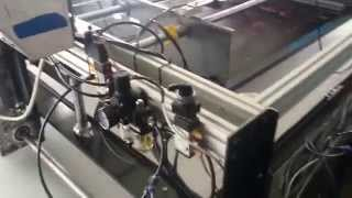 lusso banmakser - LUSSO YETI big size automatic screen printing machine