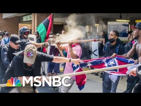 White Nationalists Say They Are Police Victims   Morning Joe   MSNBC