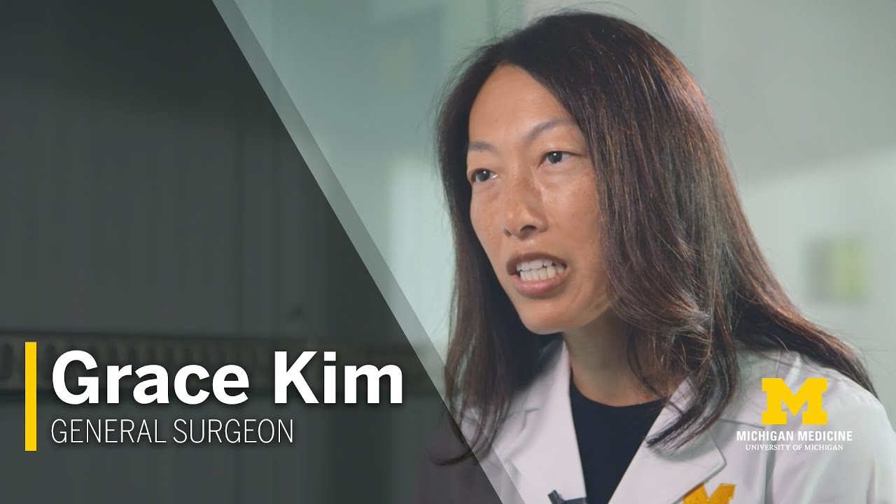 Grace Kim, M.D. | General Surgeon, Michigan Medicine #Generalsurgery
