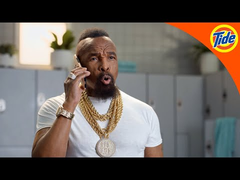 Tide Cold Callers - Mr. T   Turn to Cold with Tide