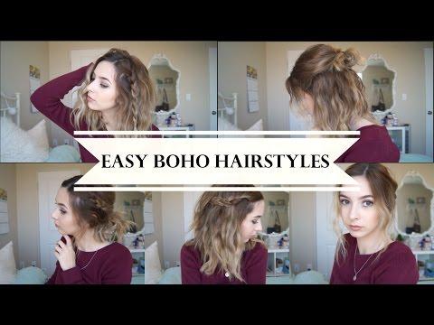 Lazy Girl Hairstyles | Chelsea Trevor