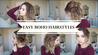 One of Chelsea Trevor's most viewed videos: Lazy Girl Hairstyles | Chelsea Trevor