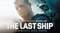 The Last Ship - Staffel 1 - Michael Bay - Trailer [HD] Deutsch / German