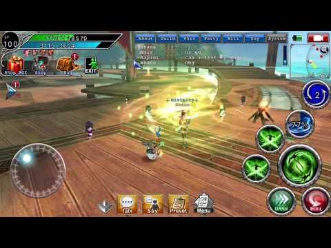 Avabel Showmatch Grim Reaper Vs Battle Dancer Ft. Shana