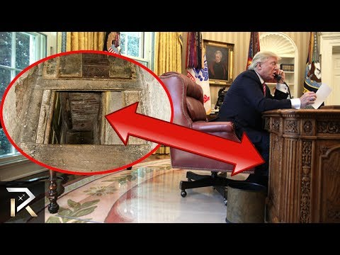 HIDDEN SECRETS INSIDE The White House The Public Doesn't Know About