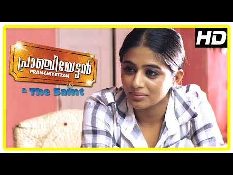 Pranchiyettan & the Saint Scenes | Priyamani changes the looks of the house | Mammootty
