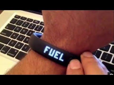 Nike Fuel Band Unboxing & Setup