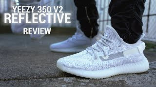 Yeezy Boost 350 V2 Static Reflective Review & Non Reflective Comparison