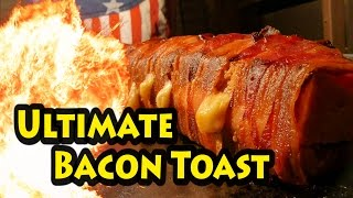 Ultimate Bacon Toast - BBQ Grill Rezept Video - Die Grillshow 169
