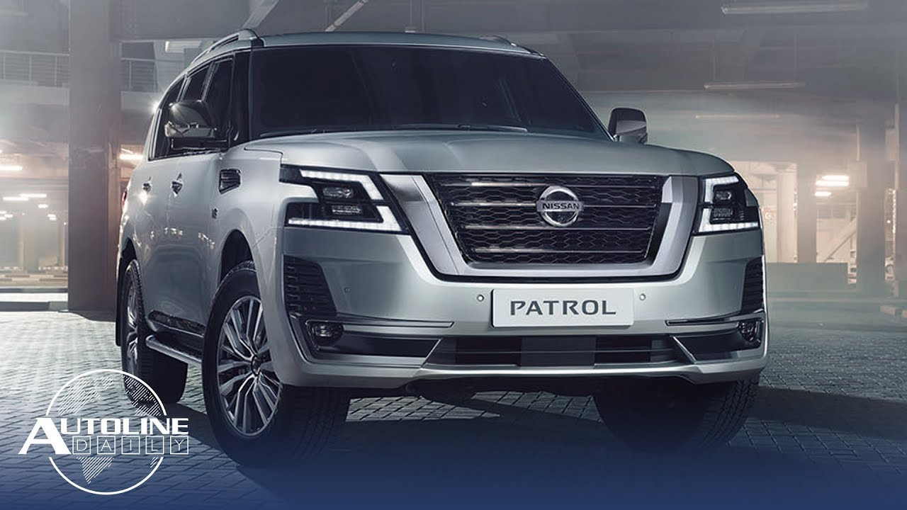 All-New Nissan Patrol, Absenteeism at GM Too High - Autoline Daily 3