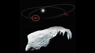 Possible Doomsday Asteroid Flys Past Earth Today & Orbits Even Closer Next Year, NASA/JPL Raw Data