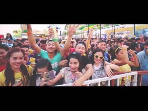 Beerlao Music Zone water paradise 2015