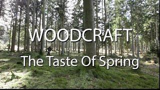 The Taste Of Spring (woodcraft)