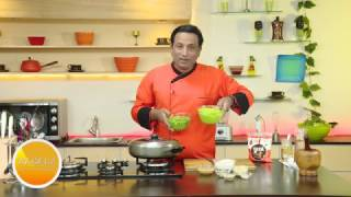 GREEN PEAS HALWA by VAHCHEF