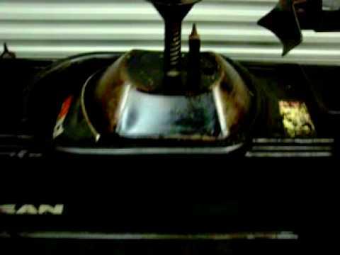 John Bean 7700 Tire Changer
