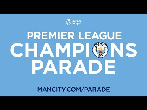 LIVE STREAM | Champions Parade | Man City Premier League & …
