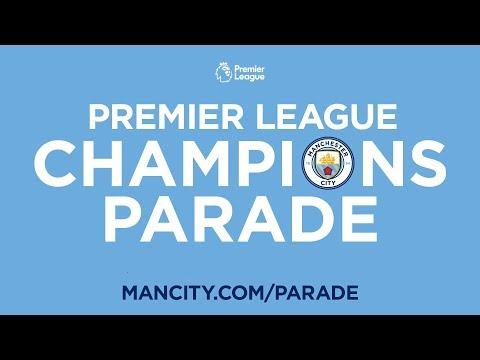 LIVE STREAM | Champions Parade | Man City Premier League & …
