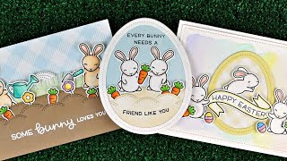 Intro to Some Bunny + 3 cards from start to finish