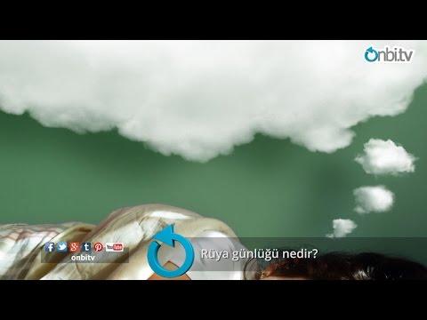 Rüya günlüğü nedir? | onbi.tv