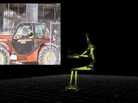 Motion Capture in uncontrolled environment - Animazoo