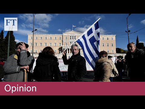 Why Greece is as sick as ever | Opinion