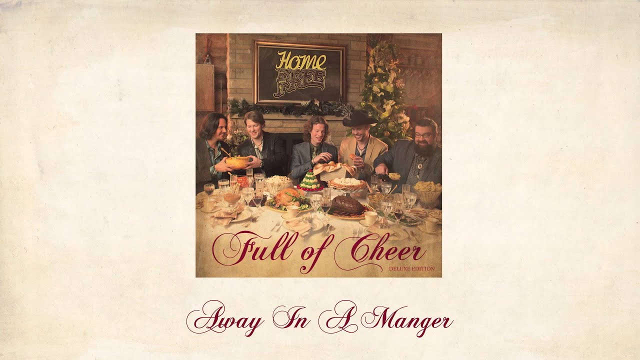 Away In A Manger Home Free YouTube