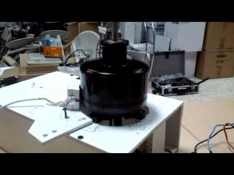 Rewinding The Turnigy Rotomax 150cc Bldc To Lower Kv