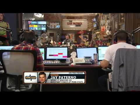 Jay Paterno on The Dan Patrick Show