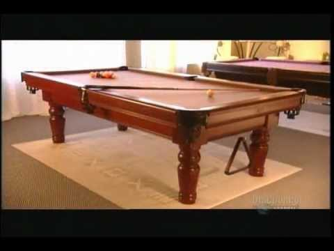 Lovely Hollywood Billiards   How Itu0027s Made Billiard Tables   Discovery Channel