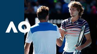 Stan Wawrinka Vs Alexander Zverev - Extended Highlights  Qf  | Australian Open 2020