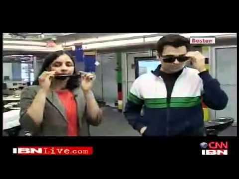 latest science technology by pranav mistry youtube