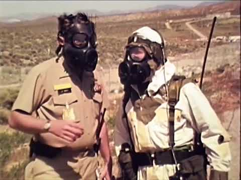 Nuclear Weapon Accident Exercise : NUWAX 81 Defense Nuclear Agency Educational Documentary