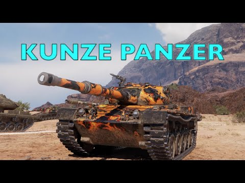 Download WOT - Kunze Panzer Review - If You Don't Pay You Can't Have One!