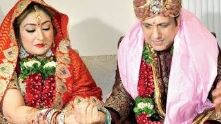 Govinda wife and family rare and unseen images