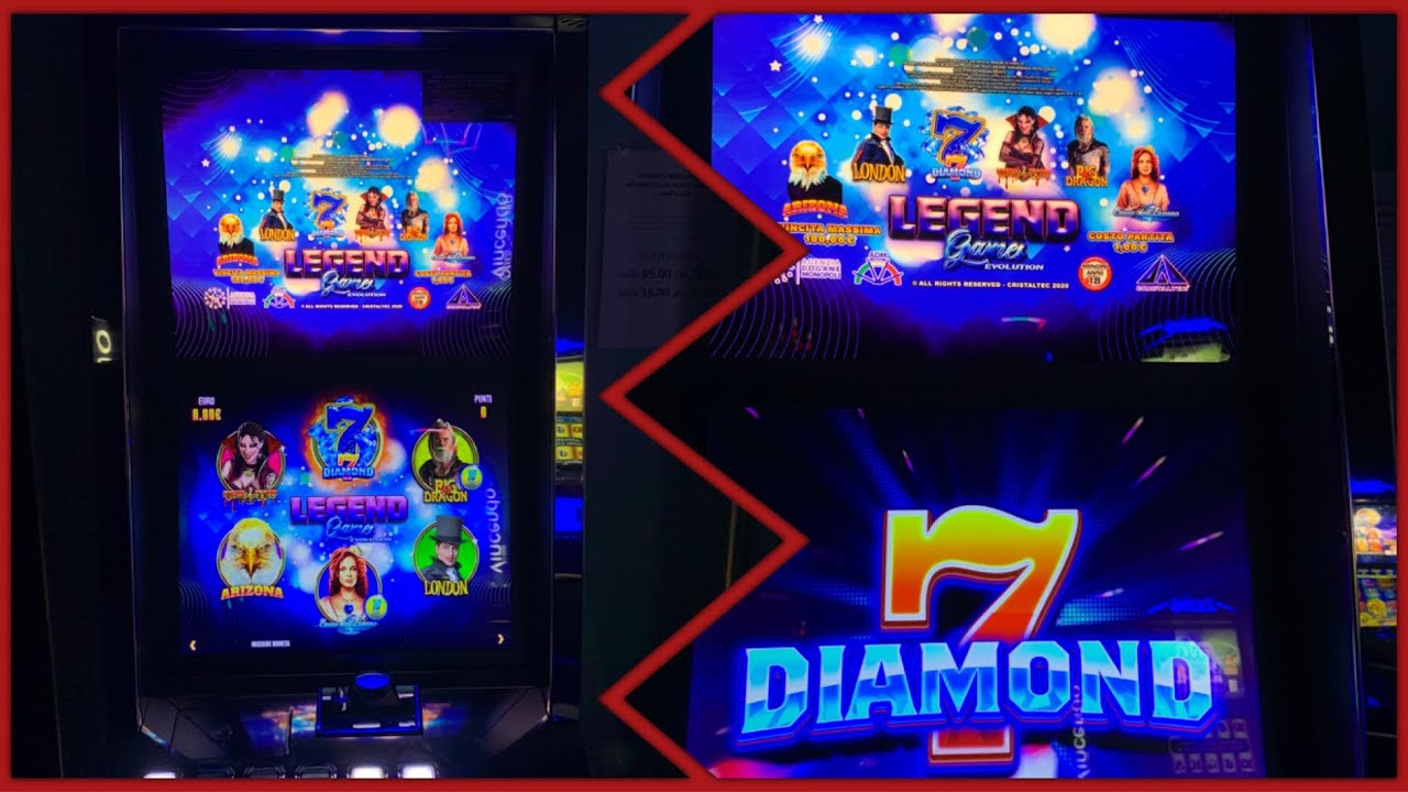 Slot da Bar e Tabacchi - Legend /Diamond
