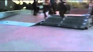 4 basamak kickflip