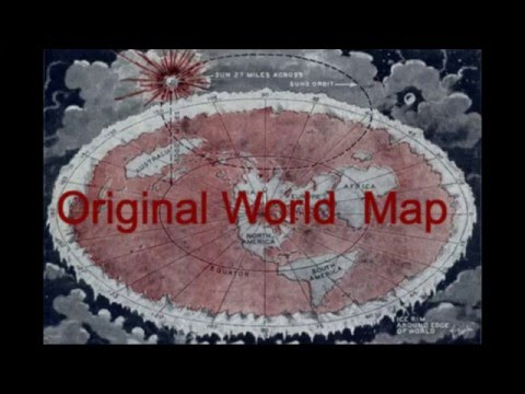 "Noahs Flood Impossible On ""Spherical "" Globe Earth?"