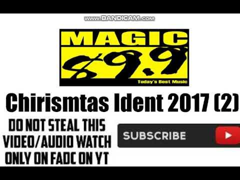 (DWTM-FM) MAGIC 89.9 CHRISMTAS IDENT 2017
