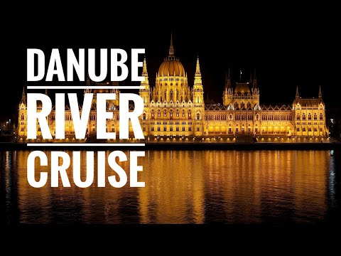 Danube River Cruise: Budapest Boat Tour at Night in 7 minutes