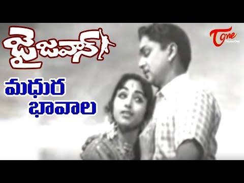ANR Old Songs | Jai Jawan Movie | Madhura Bhaavala Song | ANR | Bharathi - OldSongsTelugu